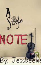 A Single Note by jessbeeme