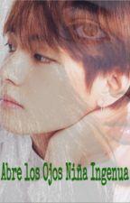 Abre los ojos niña ingenua- BTS V by ARMY-BTSlover