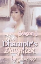 The Dhampir's Daughter by jadestar_chin37