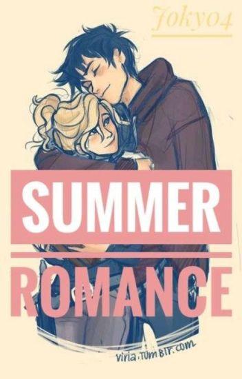 summer romance percy jackson the olympians fanfiction joky04