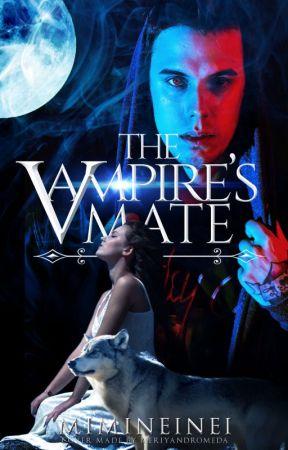 The Vampire's Mate by ElaineMaeFLorBismar