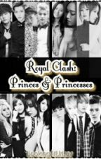 Royal Clash: Princes and Princesses (Slow Update) by LookingAtUrLuv