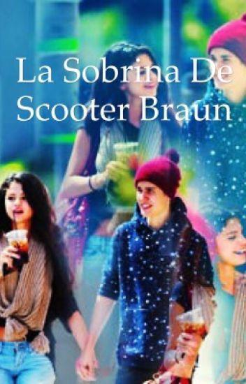 La sobrina de Scooter Braun