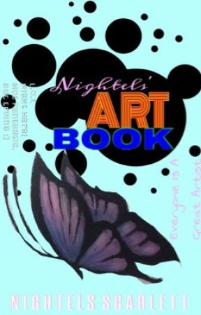Nightels' Art Book by Nightels_Scarlett