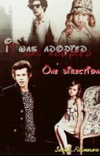 Меня удочерили One Direction. #Wattys2016 by Sasha_Filimonova