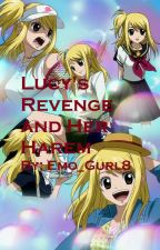 Lucy's Revenge and Her Harem by Emo_Gurl8