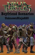 TMNT Boyfriend Scenarios by UnknownNinja223