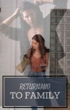 Returning to Family (Bella Swan's Sister) by SadeAbdelGad