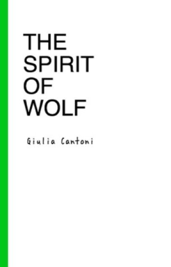 The spirit of wolf