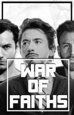 War of Faiths (Stony/Tony Stark/Steve Rogers FF) #stony by Poly007