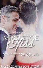 Mistletoe Kiss by goldshington
