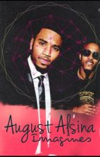 AugustAlsina Imagines by WHATYOUDONETOME