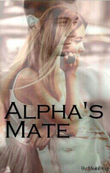 Alpha's Mate (*slow update*)