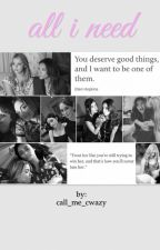 Emison|||Sparia: All I Need by Call_Me_Chancey