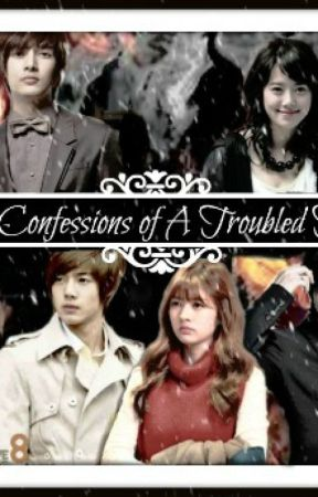 """True Confessions of a Troubled Heart""""A boys before flowers sequel"""" by Humble-Goody2shoes"""