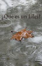 ¿Qué es un Lilei? by DinosaurioVolador