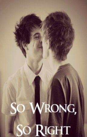 So Wrong, So Right (boyxboy) (DISCONTINUED) by Fxnboying