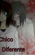 Un Chico Diferente (Jeff The Killer) by Kawaii_Neko_x3