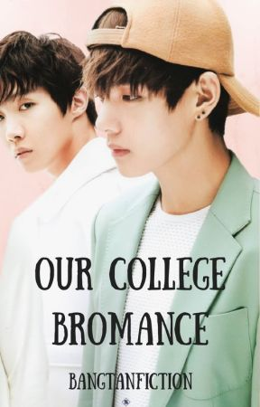 Our College (Bro)Romance (VHope) by bangtanfiction