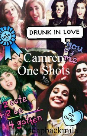 Camren One Shots ft. Tumblr by snapbackmila