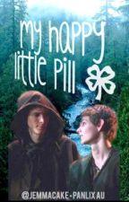 My happy little pill (panlix Au) by Jemmacake