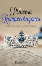 Princesa rompecorazones by DanieAlv