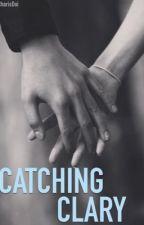 catching clary by CharisDoi