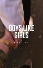 BOYS LIKE GIRLS / CLIFFORD by whrites