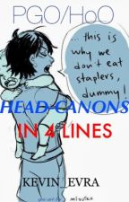 PJO/HoO Head-Canons in 4 Lines by Kevin_Evra