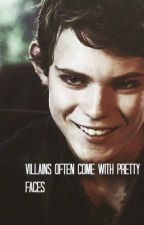 Villains often come with pretty faces ~ Peter Pan // OUAT love story by _EYEINTHEDARK_