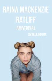 Raina Mackenzie Ratliff by amorousjian
