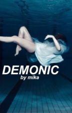 demonic - l.t by heartbxnds