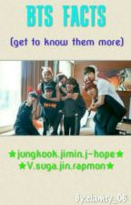 BTS facts (get to know them more) by aphrodayty