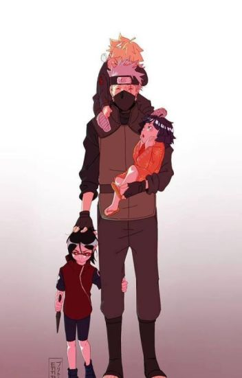 Kakashi The Babysitter