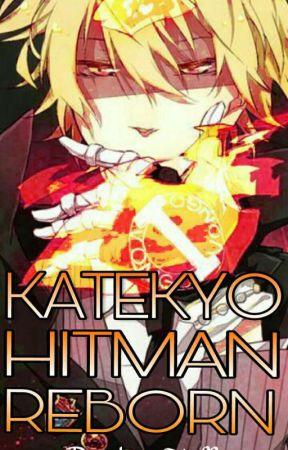 Katekyo Hitman Reborn! (Random Stuff) by cravin4potatoes