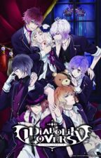 Red.. {Diabolik lovers x Reader} by cutepolena
