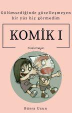 Komik 1 by Almina3
