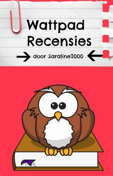 Wattpad Recensies by Saraline2000
