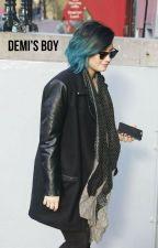 Demi's Boy by goingallnight