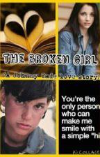 The broken girl (A Johnny Cade love story #Wattys2015) by xPrincessBellex