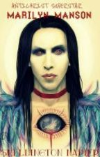 Antichrist Superstar: Marilyn Manson by SoyOmegaGhoul