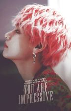 [C] You are Impressive » Kim Taehyung « by equuleus-