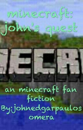 minecraft: John quests - fire orb - Wattpad