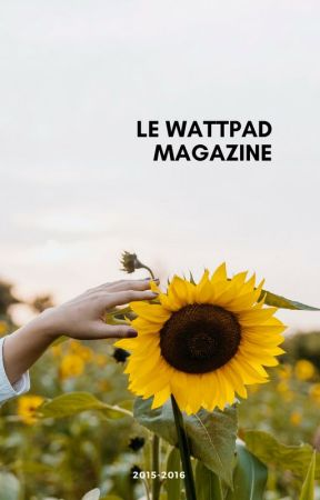 Wattpad Mag by ColdMind