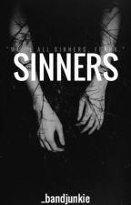 Sinners • Frerard AU by _bandjunkie