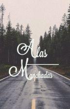 Alas manchadas. by VeronicaGuilamo