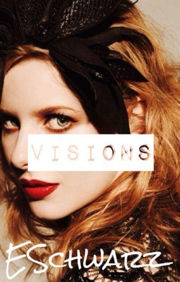 Visions (The Daevas #2) by ESchwarz