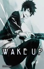 Wake Up [Shinya Kogami x Reader] by Elleravi