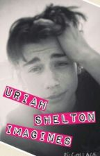 Uriah Shelton (and others) imagines by nat1418