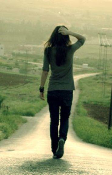 Walking away is the best (TeacherxStudent) (GirlxGirl)